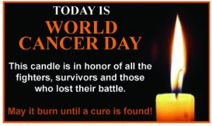 World Cancer Day 2013